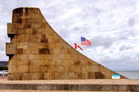 Commemorative Monument - Omaha Beach