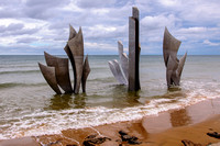 Allied Forces Landing Site - Omaha Beach