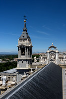 View From Alumdena Cathedral Balcony (2)