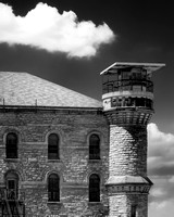 Mansfield Reformatory - Guard Watch Tower