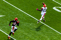 Cleveland Browns Football 2012