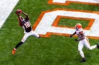 A.J.  Green Leaping Touchdown Catch - Browns vs Bengals October 14, 2012