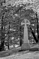 Lakeview Cemetery - Celtic Cross (2)