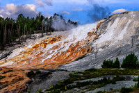 Mammoth Hot Springs (2)