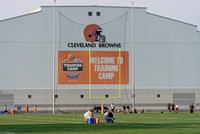 Cleveland Browns Training Camp 2013