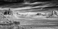 Monument Valley (14) - B&W Infrared