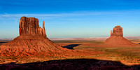 Monument Valley (2) - East and West Mittens