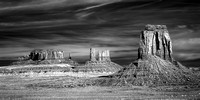 Monument Valley (15) - B&W Infrared
