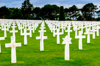 United States Cemetary - Normandy