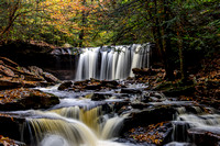 Ricketts Glen Waterfalls