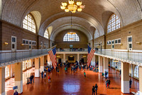 Ellis Island - The Great Hall (1)