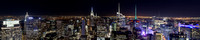 New York City Skyline - Panorama
