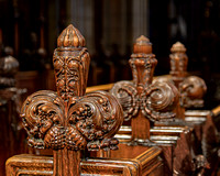 Trinity Cathedral (6) - Church Pew