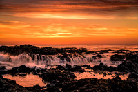Cape Perpetua Sunset (2)