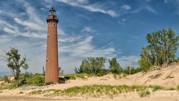 Images-Captured   Lake Michigan Lighthouses   Little Sable