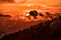 Clingmans Dome Sunset - 2017 (1)