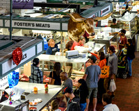 West Side Market - Meat Counter