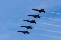Cleveland Airshow 2014 - Blue Angles (7)