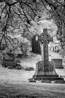 Lakeview Cemetery - Celtic Cross (3)